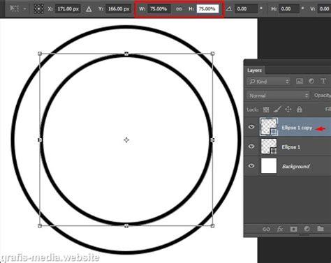 cara membuat logo shop di photoshop cara membuat stempel di photoshop grafis media