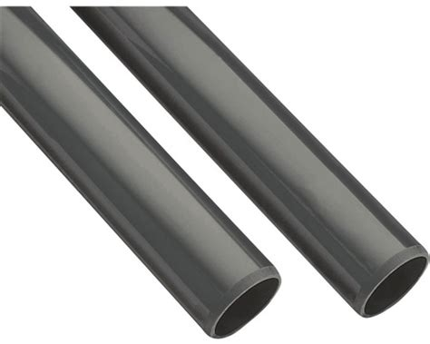 Fiting Lu Kabel pvc tuyau gris 1250x32 mm 224 coller acheter sur hornbach ch