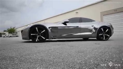 Black Karma karma fisker black chrome apa america by superior auto