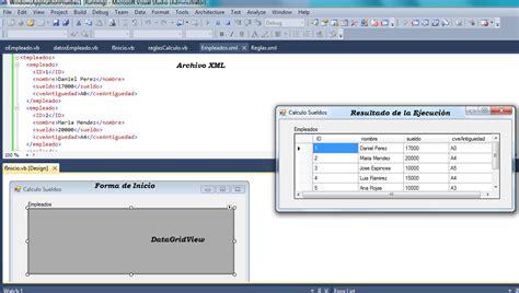 tutorial xml vba xml tutorial vb net 2010 xml a datagrid visual basic 2010