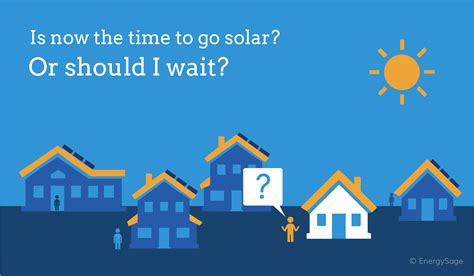solar to go should i go solar now or wait energysage