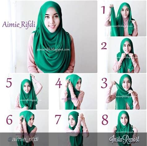 tutorial wide pashmina wide shawl hijab styles pinterest