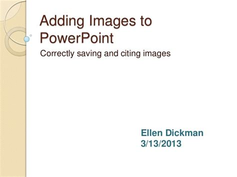reference books in the library ppt citing and saving images on powerpoint