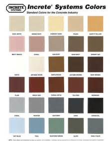 sherwin williams color chart sherwin williams concrete color chart pictures to pin on