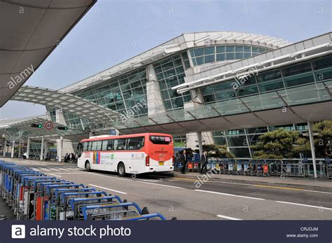 by bus from incheon airport south korea korea4expats airport limousine bus incheon international airport south