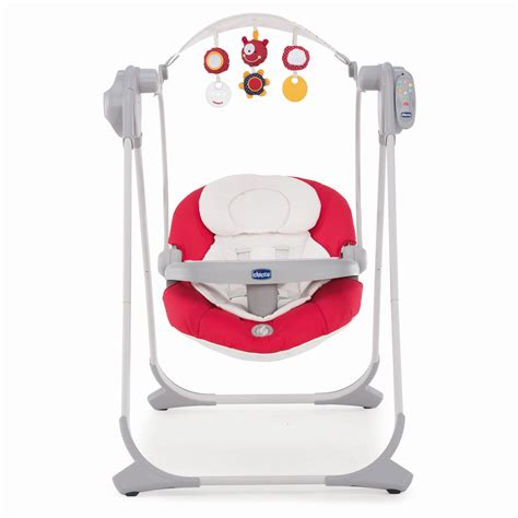chicco polly swing up chicco baby swing polly swing up 2019 silver buy at