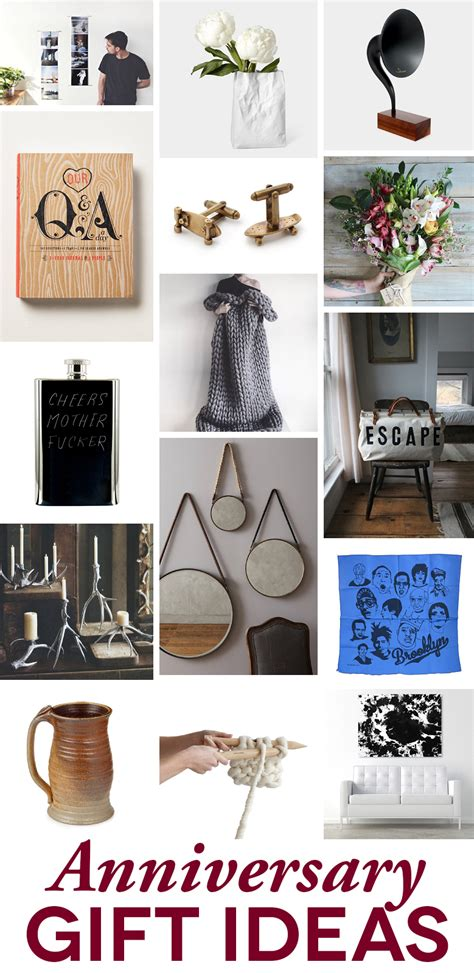 new year traditional gift ideas 50 traditional anniversary gift ideas to get you through