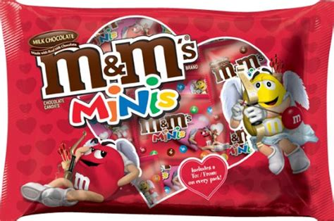 m s valentines buy m m s s minis milk chocolate packs 11