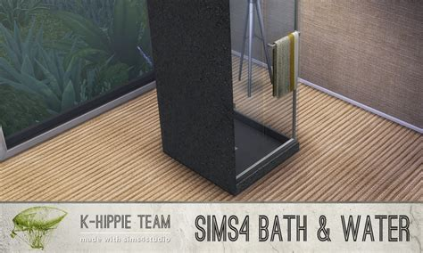 Mod The Sims Super Simple Shower 383
