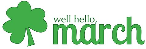 march clip hello march images and quotes
