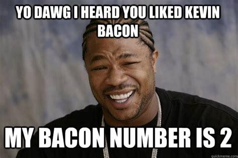 Kevin Bacon Meme - canadian bacon memes
