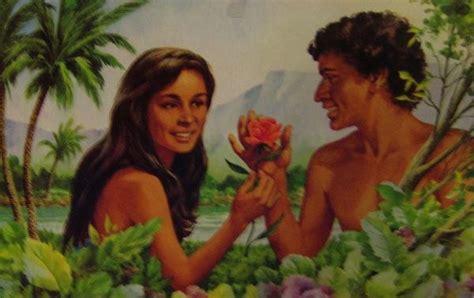 adam genesis were adam and married in the garden of