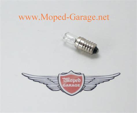6 Volt Motorrad Scheinwerfer by Moped Garage Net Moped Scheinwerfer Halogen Birne Set 6