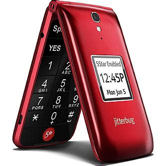 greatcall jitterbug plus senior cell phone with 1 touch jitterbug flip easy to use cell phone for seniors by
