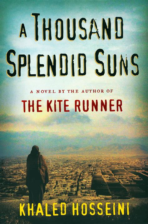 Thousand Splendid Suns Essay by Khaled Hosseini M D Academy Of Achievement