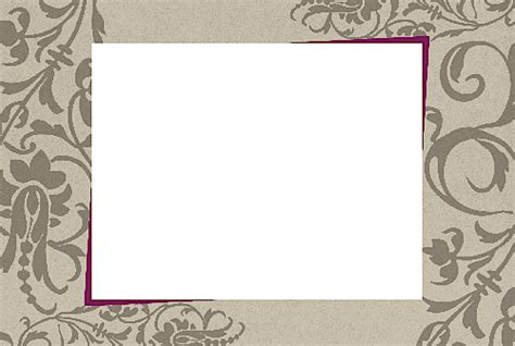 Wedphoria Photo Booth Borders 4x6 Photo Booth 4x6 Template