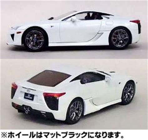 Msz Lexus Lfa Diecast White 1 43 amiami character hobby shop j collection diecast