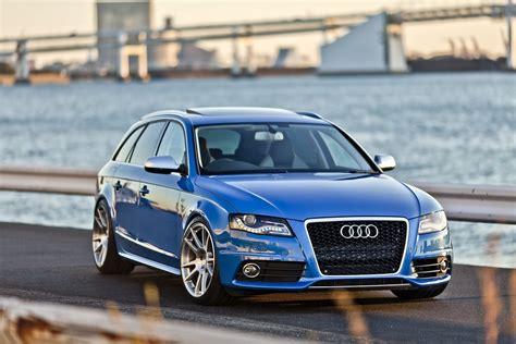 So?s Sprint Blue B8 Audi S4 Avant in Tokyo ? Nick's Car Blog
