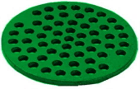 10 Inch Floor Drain Cover by Locke Plumbing