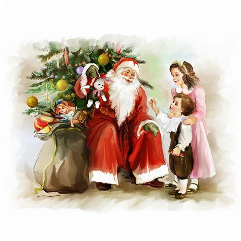 imagenes de santa claus y la navidad banco de im 225 genes para ver disfrutar y compartir