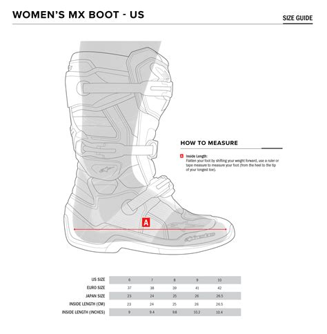 motocross boot sizing 100 alpinestars tech 3 motocross boots alpinestars