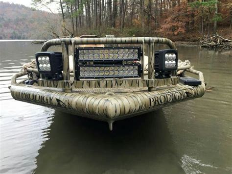 prodigy boats outboard prodigy boats now that s headlights waterfowl hunting