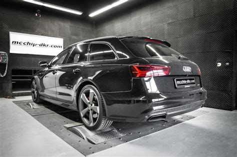 Audi A6 3 0 Tdi Tuning by Chiptuning Audi A6 3 0 Tdi Bi Turbo 373ps Mcchip Dkr