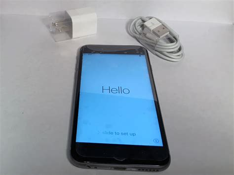 apple iphone  gb space gray unlocked smartphone