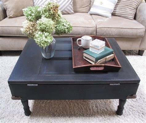 17 best ideas about door coffee tables on