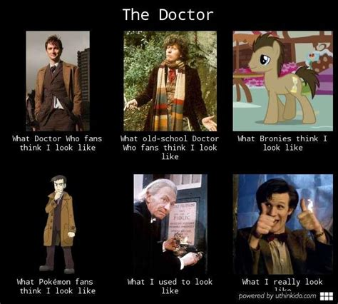 10th Doctor Meme - what people think i do meme doctor who