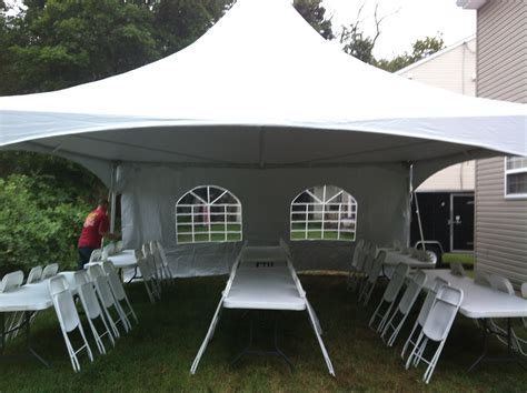 how many tables fit a 20x20 tent tents tables chairs peerless events catering