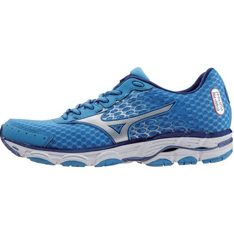 mizuno running shoe mizuno wave inspire 11 cushioning shoes in blue at
