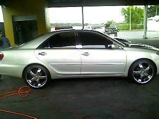 toyota camry 2005 modified pote806 2005 toyota camry specs photos modification info