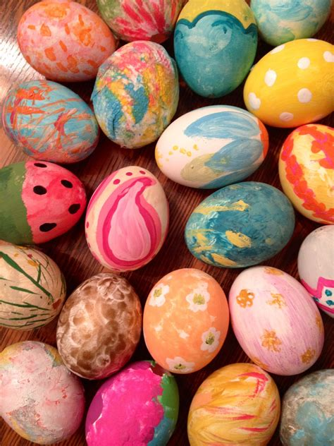 painted eggs pinterest hand painted easter eggs south gate design