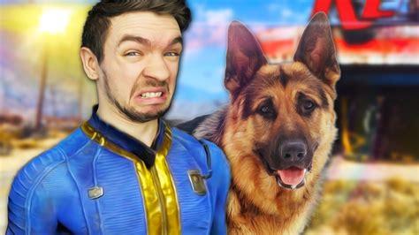 i got a puppy i got a fallout 4 2