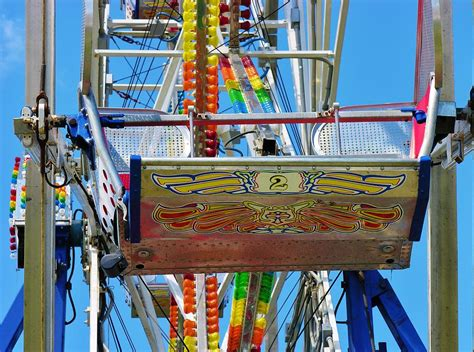what are the seats on a ferris wheel called ferris wheel seat photograph by sherman perry
