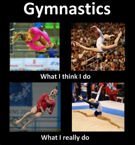 Gymnastics Memes - 1000 images about gymnastics memes on pinterest posts