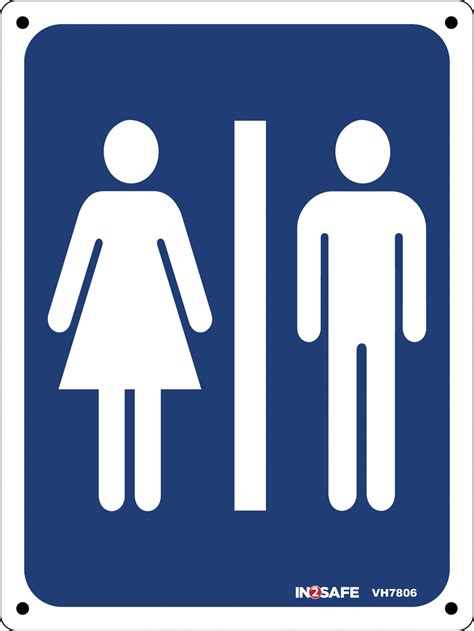 Toilet Sign mens toilet sign
