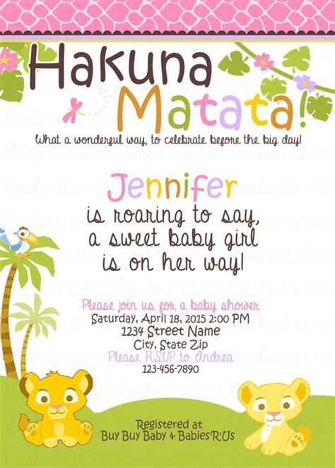 king baby shower invitation templates the world s catalog of ideas