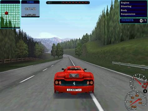Ferrari F50 Convertible by Ferrari F50 Convertible Need For Speed High Stakes