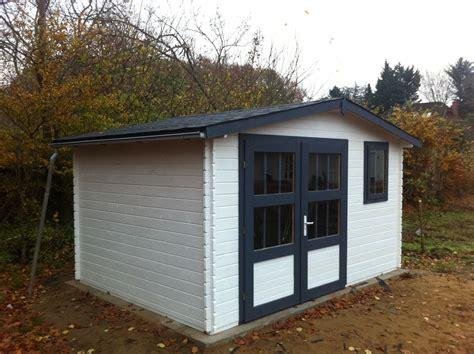 gartenhaus gemauert new garden rooms and log cabins for