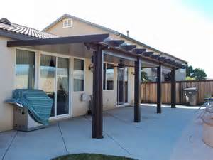 Build A Guest House In My Backyard aluminum patio cover parts home furniture design