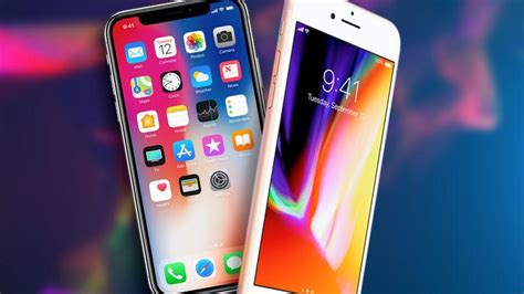 with iphone 8 and iphone x apple bets iphone x vs iphone 8 which new apple phone should you buy pcmag
