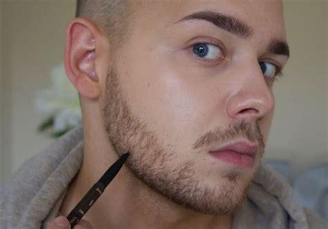 make celeb fakes fake beard makeup mugeek vidalondon