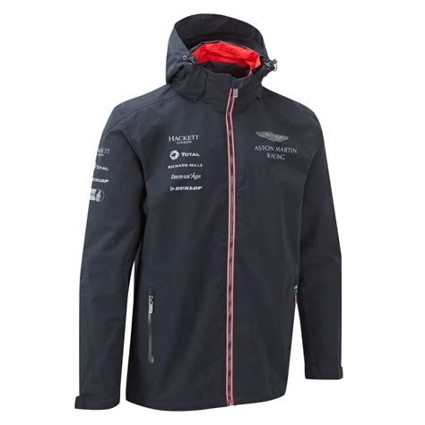 aston martin racing team aston martin mens racing team lightweight jacket 2016