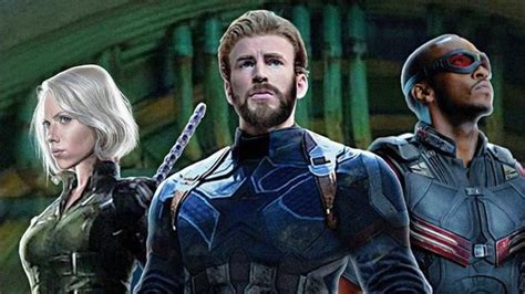 film baru captain america pencipta tameng baru captain america di avengers infinity