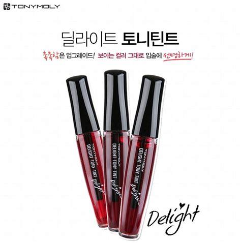 Exclusive Lipstic Tony Tint Tony Monly Delight tonymoly tony tint delight reviews photos ingredients makeupalley