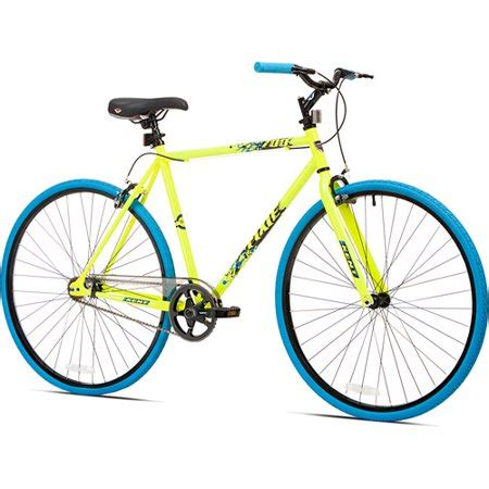 Mito A 700 By Kent Store 700c kent thruster s fixie bike yellow blue walmart