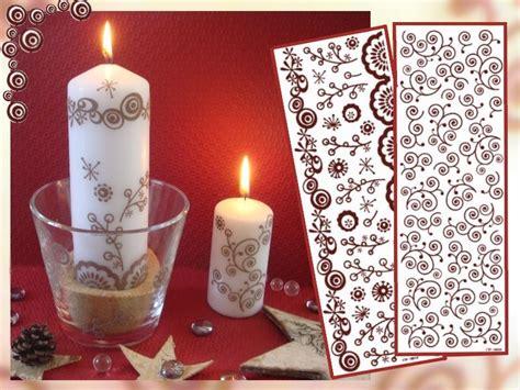 Decoration Pour Bougie by Tutoriel D 233 Coration De Bougies Femme2decotv