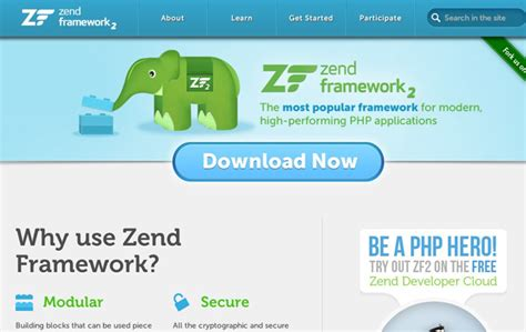zend framework 2 different layout per module best php frameworks for developing agile software applications